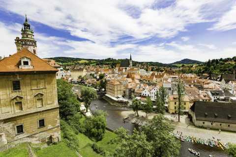 Desde Praga: un día en Český Krumlov y České Budějovice