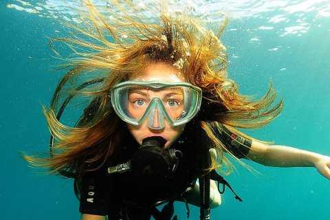 Ibiza: duikprogramma voor beginners van een halve dag
