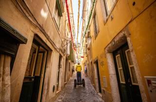 Lissabon: Mit dem Segway durch Alfama