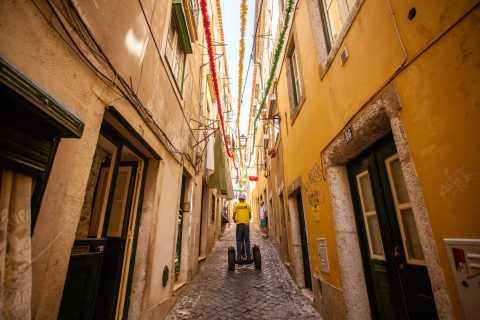 Segway Tour of Alfama: Lisbon