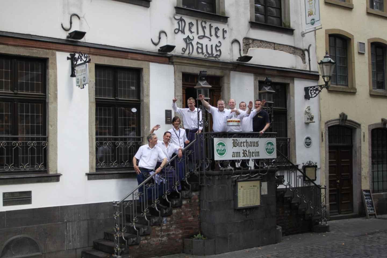 Brauhaustour mit Kölsch, Klaaf &