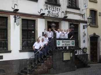 """Brauhaustour mit Kölsch, Klaaf & """"Halver Hahn"""""""