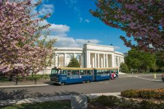 Washington DC: Arlington Nat. Ingresso para cemitério e passeio de bonde