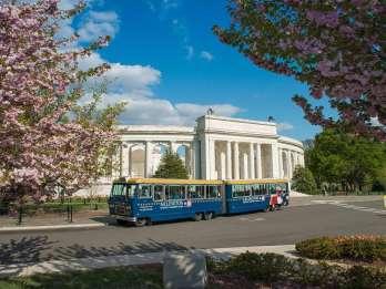 Washington, D.C: Arlington Nat. Friedhof & Trolley-Tour