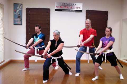 Kioto: clase de samurái para convertirse en un guerrero