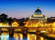 Vatikan bei Nacht:Führung durch Museum & Sixtinische Kapelle