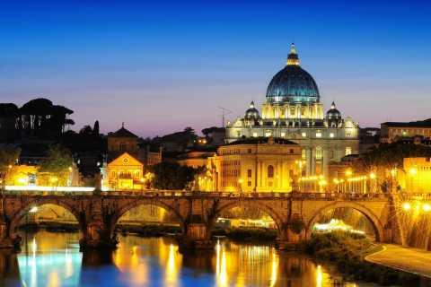 Vatican by Night: Museums & Sistine Chapel Guided Tour