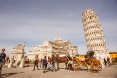 Excursão Pisa e Torre de Pisa Saindo de Florença 1 Dia