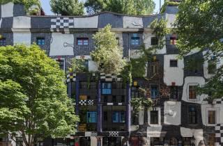 Wien: Tickets Museum Hundertwasser im Kunsthaus Wien