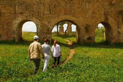 Rome Off-the-Beaten Path 3.5-hour Walking Tour
