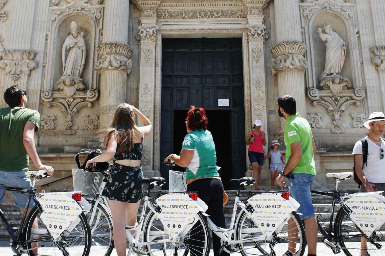 Apulien: Fahrradtour zu den Schätzen von Bari