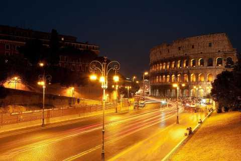 Rome Night Tour by Segway