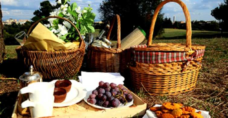 Barefoot in the Park: Organic Picnics in Rome