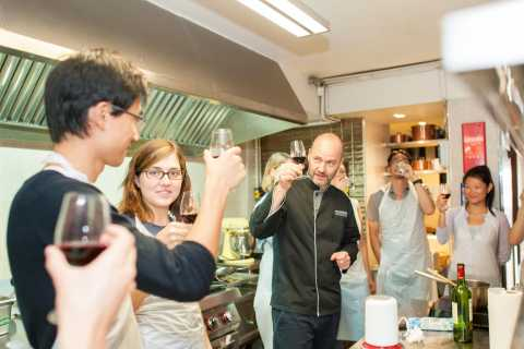 Paris: Full-Day Cooking Class with 4-Course Lunch