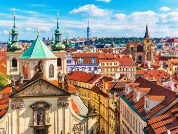Prag: 4-stündige Stadtführung mit Straßenbahnticket