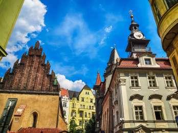 Prag: Tour durch die Altstadt & jüdisches Viertel