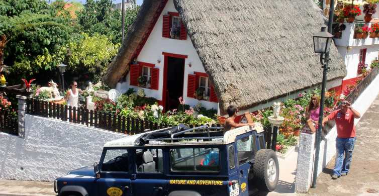 Madeira Island Full-Day Jeep Tours