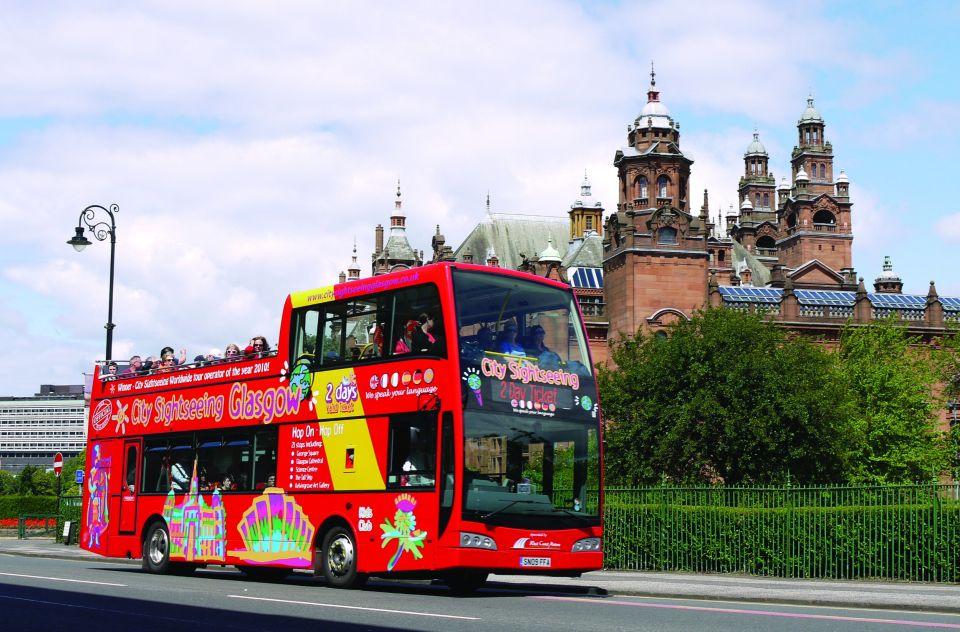 Całodniowy bilet na autobus Hop-On Hop-Off