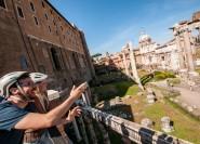Caesars Rom: 3-stündige private Segway-/Ninebot-Tour