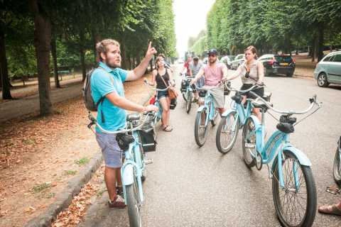 Versailles Bike Tour avec Entrance Palace & Reine Farm