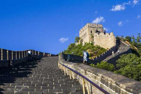 From Beijing: Great Wall & Forbidden City Full-Day Trip