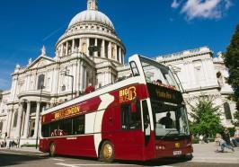 Wat te doen in Londen - Londen: sightseeingtour in Big Bus met open dak