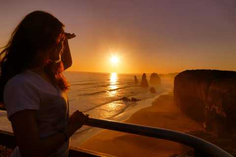 Melbourne: Great Ocean Road Full-Day Sunset Tour