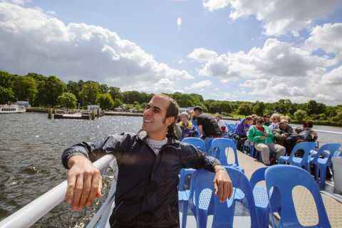 2-Hour Seven Lakes Tour from Berlin's Wannsee
