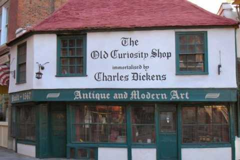 Charles Dickens Walking Tour