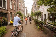 Joias Secretas de Amsterdã: Excursão de Bicicleta 3 Horas