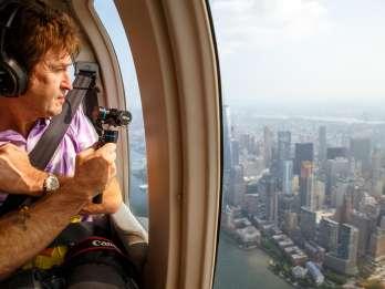 New York City: Helikopterrundflug