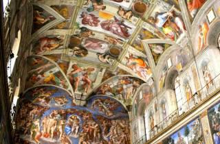 Rom in einer Tages VIP Kleingruppentour