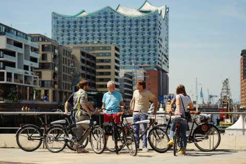 Hamburg 3.5-Hour Bike Tour