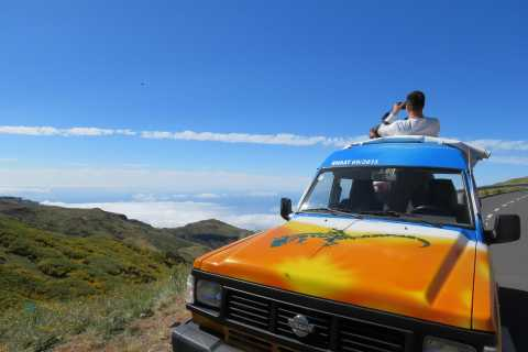 Valley of the Nuns and Mountains 4X4 Tour from Funchal