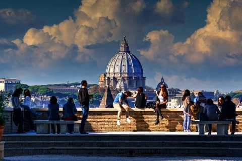 2.5-Hour Aventino and Trastevere Segway Tour