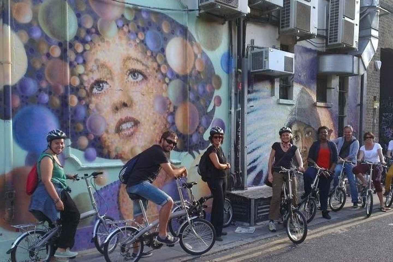 London: Street Art Fahrradtour