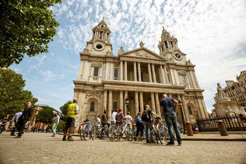 London: Classic Gold 3,5-stündige Fahrradtour