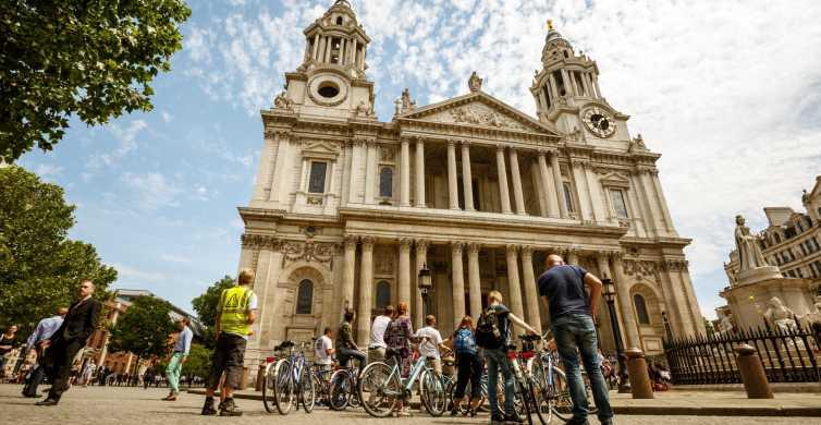 Londen: Classic Gold fietstocht van 3,5 uur