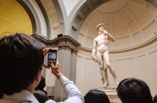 Florenz: Rundgang & Accademia Besuch ohne Anstehen