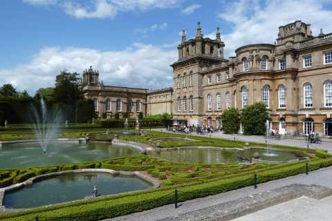 Stratford, Warwick & Blenheim PrivateTour from London