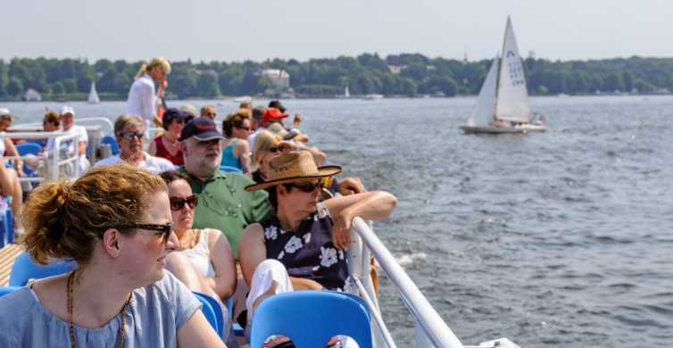 Berlin-Wannsee to Potsdam 3-Hour World Heritage Cruise
