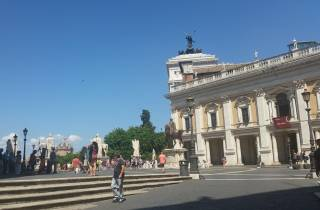 2,5-stündige Führung durch die Kapitolinischen Museen in Rom