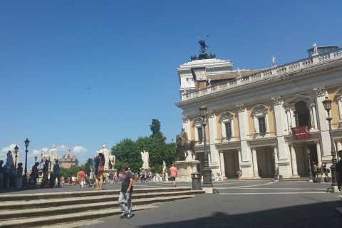 Rome Capitoline Museums 2.5-Hour Guided Visit