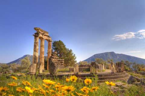 Private Tour: Delphi Day Trip from Athens with Lunch