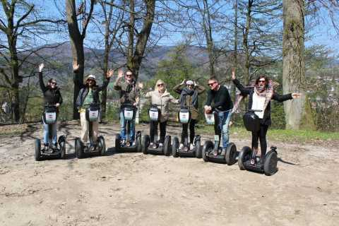 Heidelberg Highlights Segway Tour with Castle