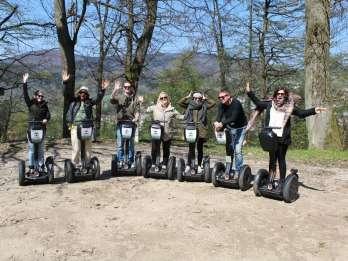 Heidelberg: Segway-Tour zu den Highlights der Stadt