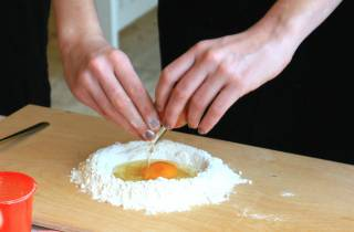 Rom: Pasta-Kochkurs mit italienischem Chefkoch