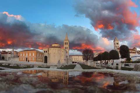 Zadar-wandeltocht: van de Romeinse tijd tot nu