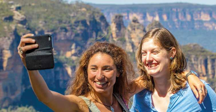 Blue Mountains: Wildlife Day Tour from Sydney by Coach