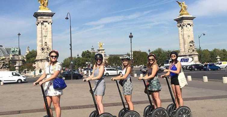 Parigi: 3 ore privata Segway Tour